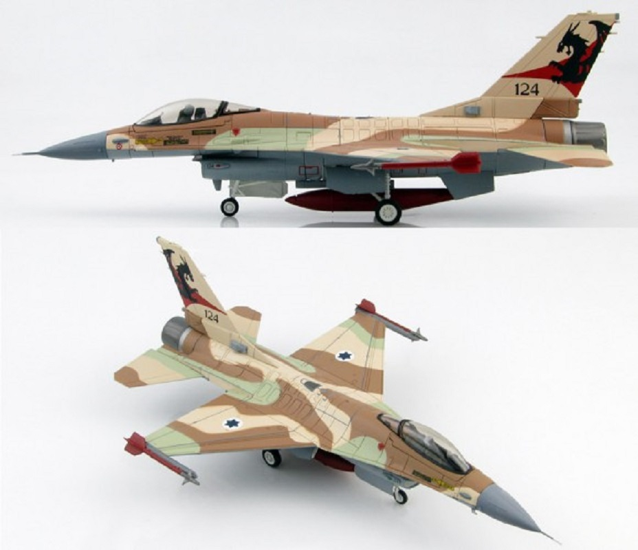 F 16a netz tayaset 115 flying dragon squadron 1 72 for Maquette stand