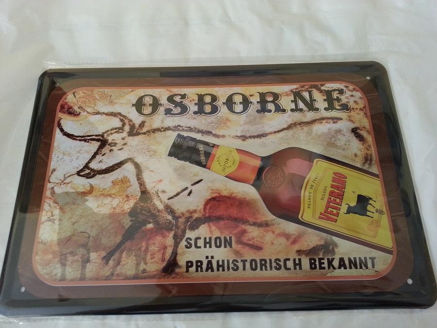 Blechschilder Küche blechschild osborne 20 x 30 cm auto nostalgie getränke bier